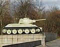 Sowjetisches Ehrenmal (Berlin-Tiergarten) Panzer.jpg