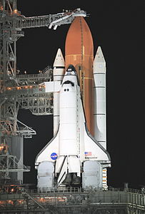 Space Shuttle Endeavour - STS-118 - August 2007.jpg