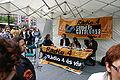 Spain.Barcelona.Diada.Sant.Jordi.Pg.Gracia.03.Radio.4.JPG