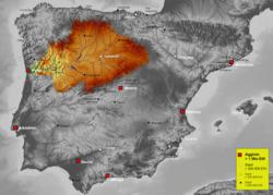 Resultado de imagen de cuenca del duero mapa fisico