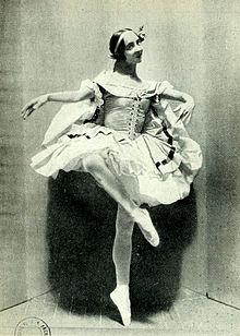 балерина ольга спесивцева фото