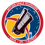Spitzer Space Telescope insignia.png