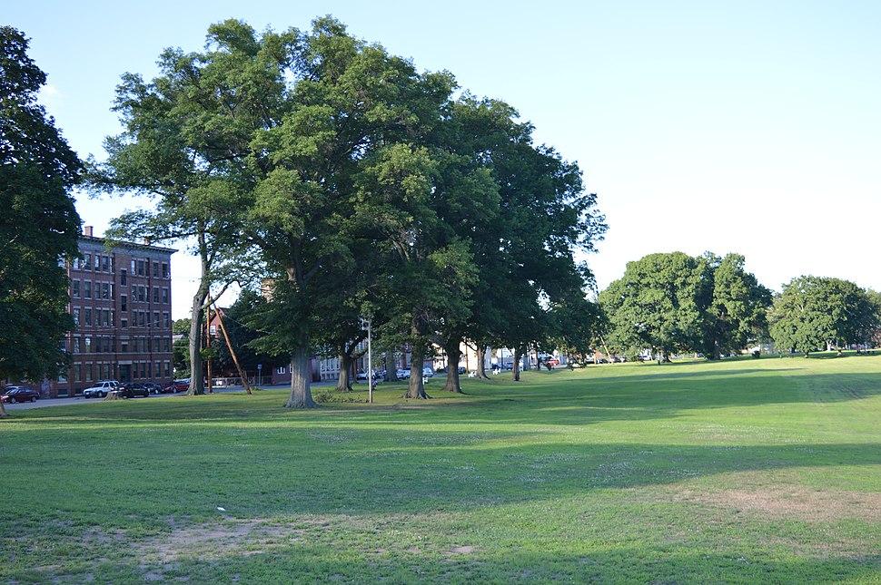 Springdale Park, Holyoke