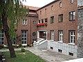 St. Anthony monastery Gdynia, public entrance.jpg