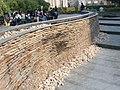 St. Joseph's Cathedral, Beijing original wall.JPG