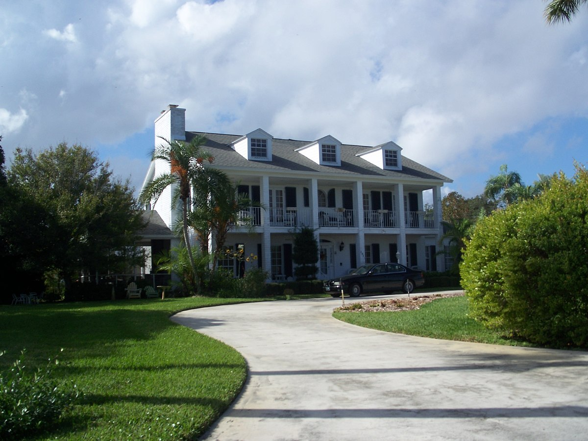 How To Learn How To Drive >> St. Lucie Village Historic District - Wikipedia
