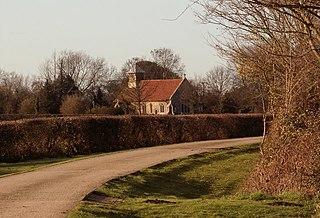 Ovington, Essex village in the United Kingdom