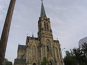 Saint Michael's Church (Rochester, New York) - Image: St. Michael's Church (Rochester, NY)