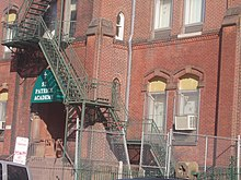 buy popular 58e0b 5c4f3 St. Patrick High School (New Jersey) - Wikipedia
