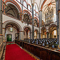 St. Peter, Bacharach, Nave as seen from left aisle 20141024 1.jpg