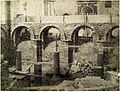 StServatius, Maastricht, rebuilding of the crypt, 1881.jpg