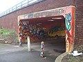 St Ann's Robin Hood Chase Abbotsford Drive Underpass 6472.JPG