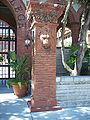 St Aug Flagler College pillar01.jpg