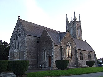 Castleknock - St Brigid's church, Castleknock (Church of Ireland)
