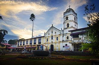 Saint Francis of Assisi Parish Church - Image: St Francis of Assisi Church (Sariaya)