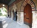 St George the Martyr, Aubrey Walk, London W8 - Entrance - geograph.org.uk - 1316604.jpg