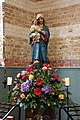 St Matthew, Sinclair Road, London W14 - Statue Madonna and Child - geograph.org.uk - 1549039.jpg