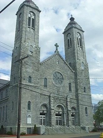 East Syracuse, New York - St. Matthews Church