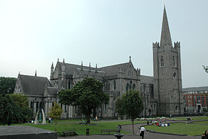 Church of Ireland - St. Patrick's Cathedral, Dublin