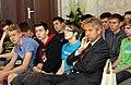 Staatssekretär Lopatka emfängt SchülerInnen aus Eibiswald (8792206739).jpg