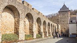 Stadtmauer Bad Münstereifel, nördliche Seite 5730