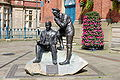 Stalybridge - Jack Judge Memorial.JPG