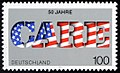 Stamp Germany 1995 MiNr1829 Hilfsorganisation CARE.jpg