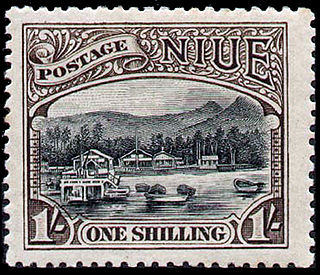 Postage stamps and postal history of Niue