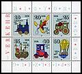 Stamps of Germany (DDR) 1980, MiNr Kleinbogen 2566-2571.jpg