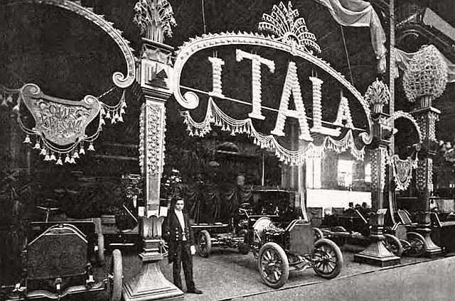 Fichier stand itala au salon de l 39 automobile de paris en for Salon a paris en novembre