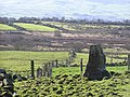Standing stone at Aghnalarig - geograph.org.uk - 126465.jpg