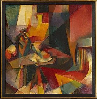 Stanton Macdonald-Wright American artist