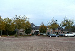 Town hall in Staphorst