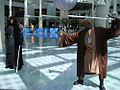 Star Wars Celebration IV - Jedi lightsaber duel (4878881510).jpg