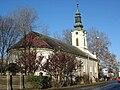 Stara Pazova, Slovak Evangelical church.jpg