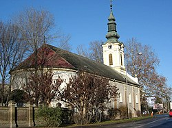 Stara Pazova, Slovak Evangelical church.jpg