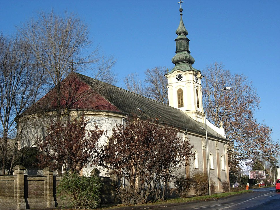 Stara Pazova, Slovak Evangelical church
