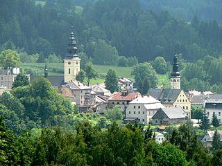 Staré Město (Šumperk District) Town in Olomouc, Czech Republic