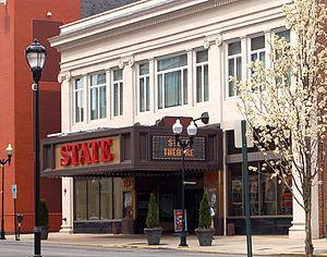 State Theatre (New Brunswick, New Jersey) - Image: State Theatre NJ