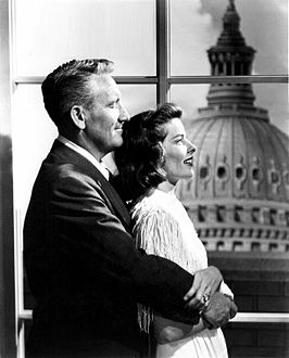 Spencer Tracy en Katharine Hepburn in State of the Union