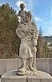 Statue of St. Christopher 01, Taxenbach.jpg