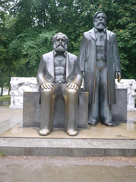 File:Statues of Karl Marx and Friedrich Engels - Berlin - 2012-0603- P1400446.jpg