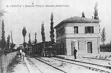 Stazione di San Cesario