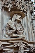 Stephansdom Vienna pulpit detail 01.jpg