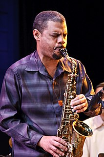Steve Wilson (jazz musician) American jazz multi-instrumentalist