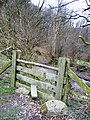 Stile on Offas Dyke LDP - geograph.org.uk - 359629.jpg