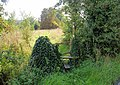 Stile on the Itchen Way - geograph.org.uk - 980939.jpg