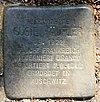 Stolperstein Hohenzollerndamm 102 (Schmd) Susie Häufler.jpg