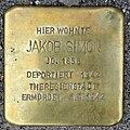 Stolperstein Jakob Simon (Gießener Straße 12 Pohl-Göns).jpg