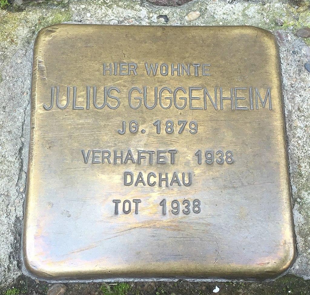 Stolperstein Julius Guggenheim.jpg